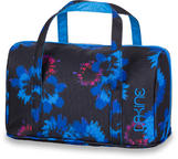 Dakine Prima Womens Toiletries Travel Make Up Bag Blue Flowers