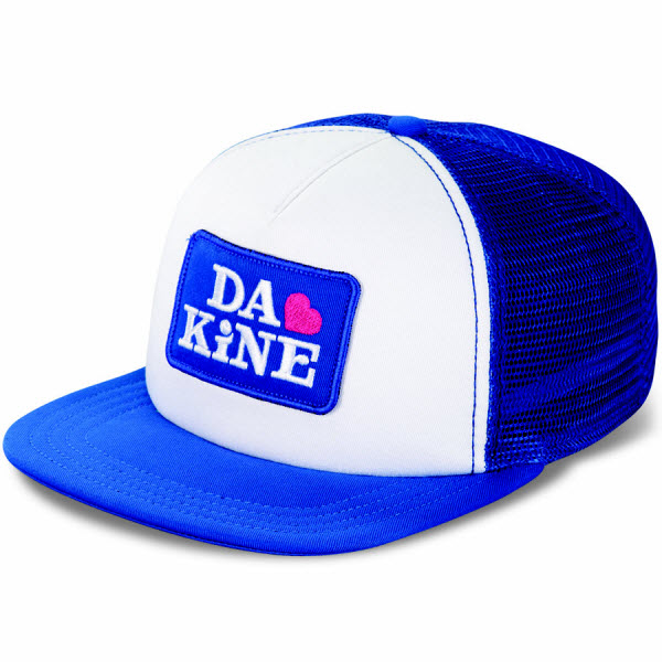 Product image of Dakine Womens Lovely Trucker Cap Blue