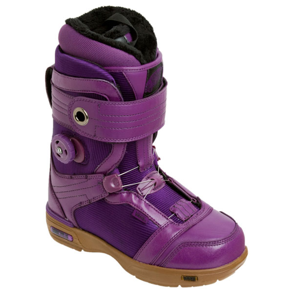Product image of Vans Kira Womens Snowboard Boots - Purple Gum