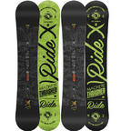 Ride Machete Snowboard 2014