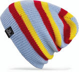 Dakine Zeke Boys Kids Beanie Hat in Blue Stripe