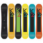 K2 Slayblade Snowboard New 2014 All Mountain