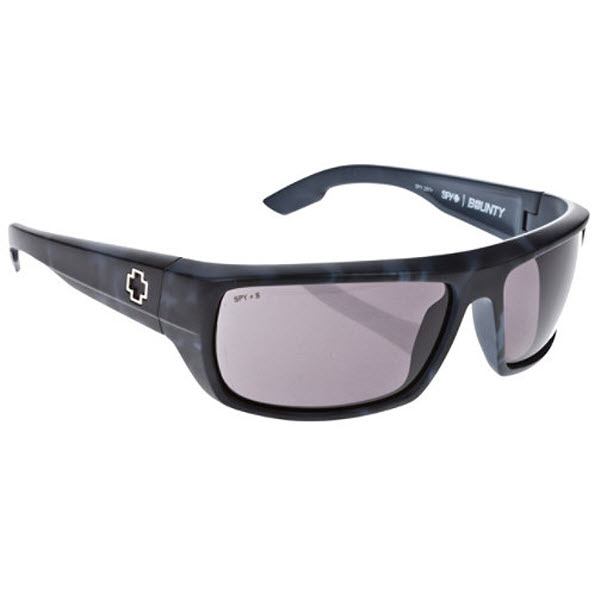 Product image of Spy Optic Bounty Sunglasses Matte Smoke Grey Lens New