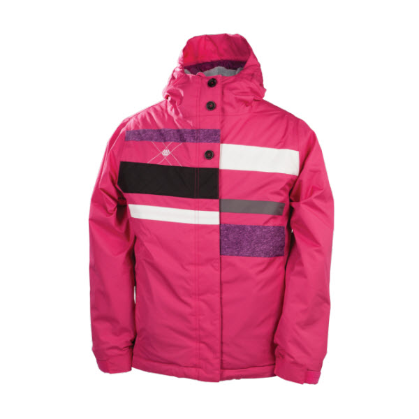 Product image of 686 Girls Mannual Anna Insulated Jacket M Rasberry Sample 2014  8-10