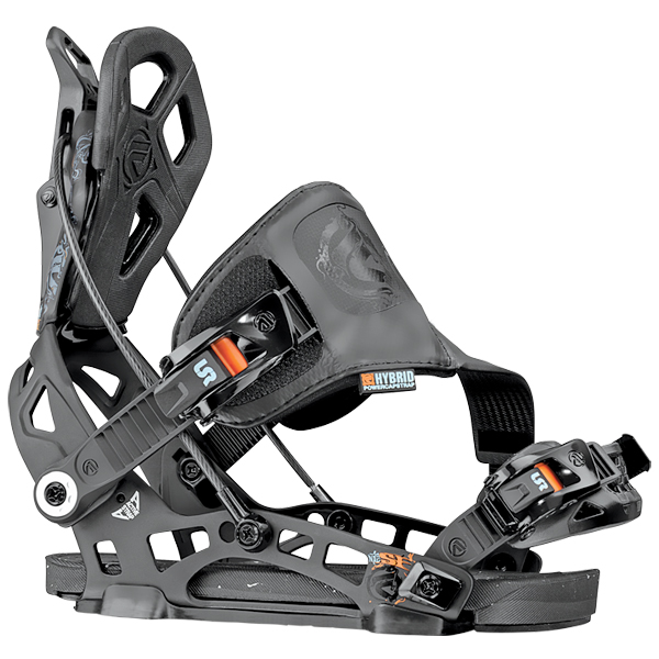 Flow NX2-SE Black Binding New 2014 Freestyle Rear Entry
