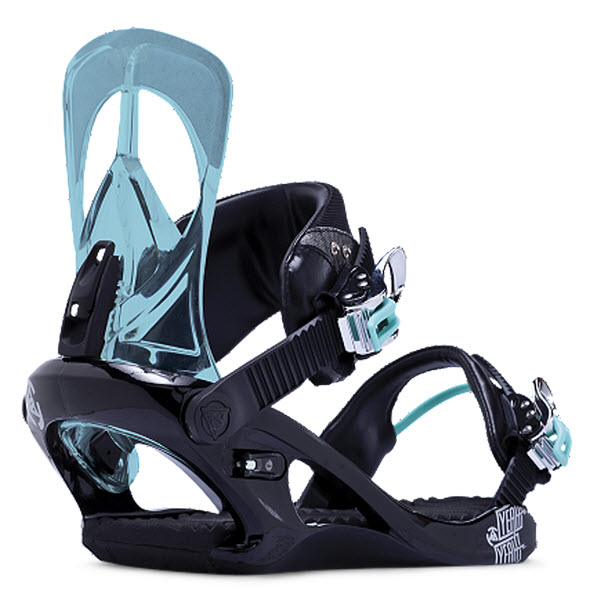 K2 Yeah Yeah 2014 Womens Snowboard Bindings Soft Freestyle