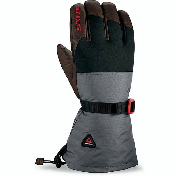 Dakine Rover Snowboard Ski Gloves 2013 in Charcoal