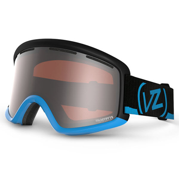 Von Zipper Beefy Goggles Frostbyte Red with Bronze Lens 2014