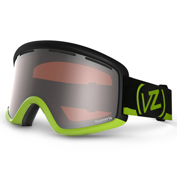 Von Zipper Beefy Goggles Frostbyte Lime with Bronze Lens 2014