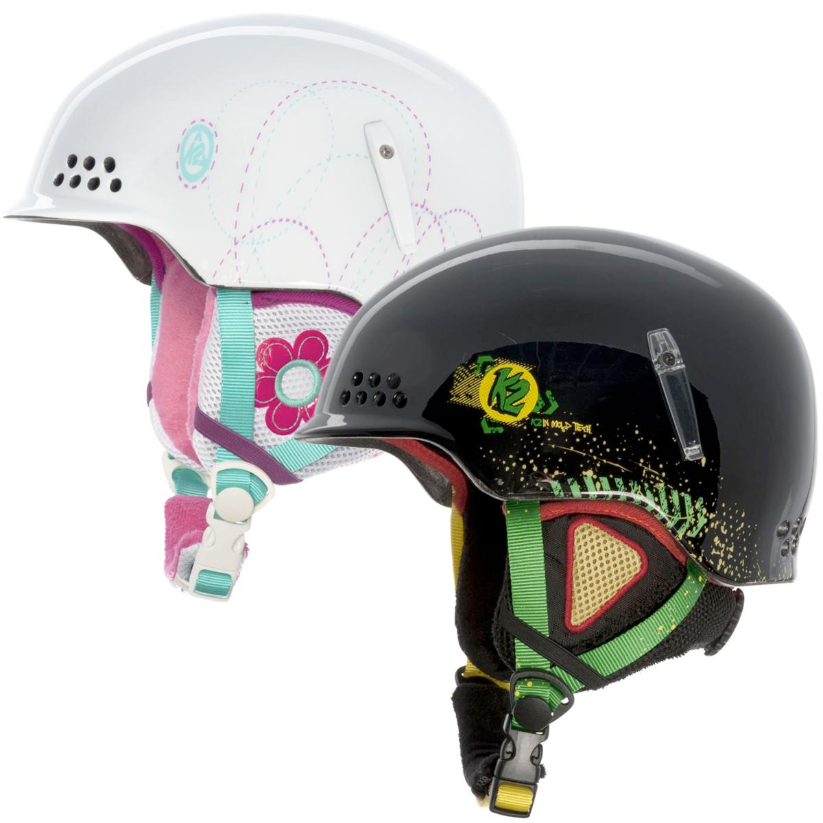 K2 Kids Illusion Ski Snowboard Helmet 2015
