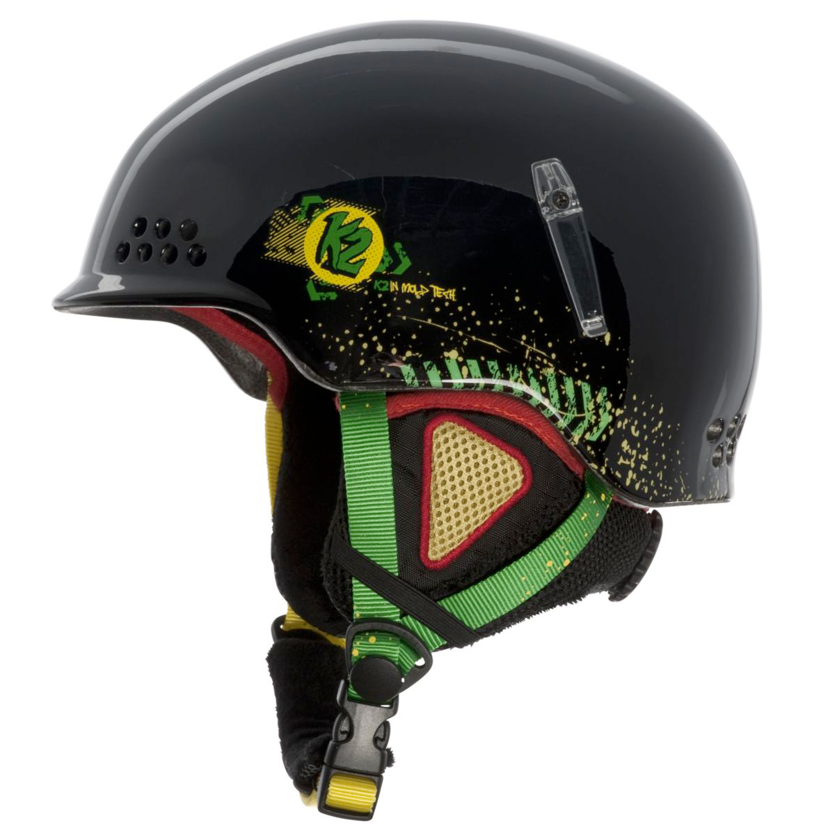Product image of K2 Kids Illusion Ski Snowboard Helmet 2015