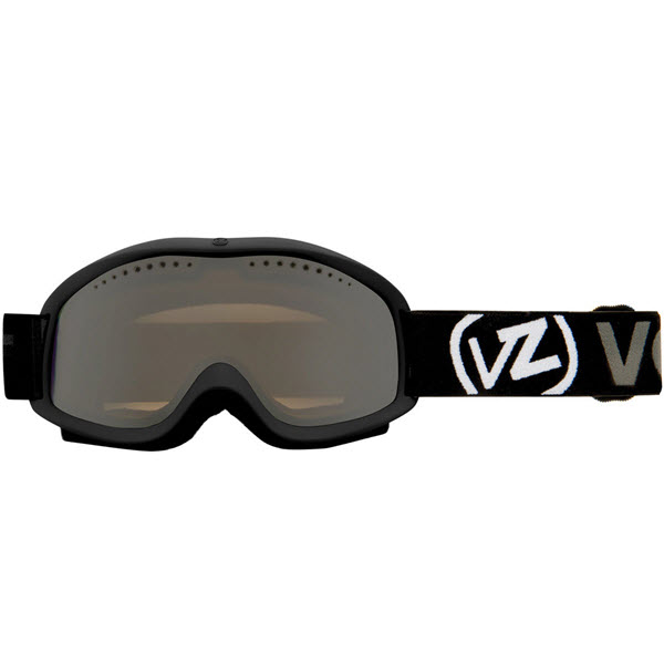 Von Zipper Sizzle snowboard ski goggles 2014 in Black Gloss Bronze