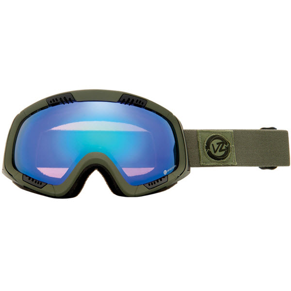 Von Zipper Feenom Snowboard Goggles 2013 in Shift Into Neutral Quasar Chrom