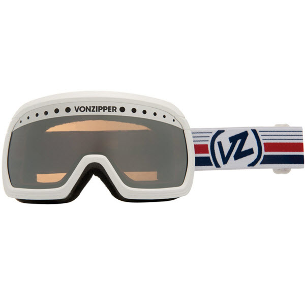 Von Zipper Fubar Goggles Backscratcher with Bronze Chrome Lens 2014