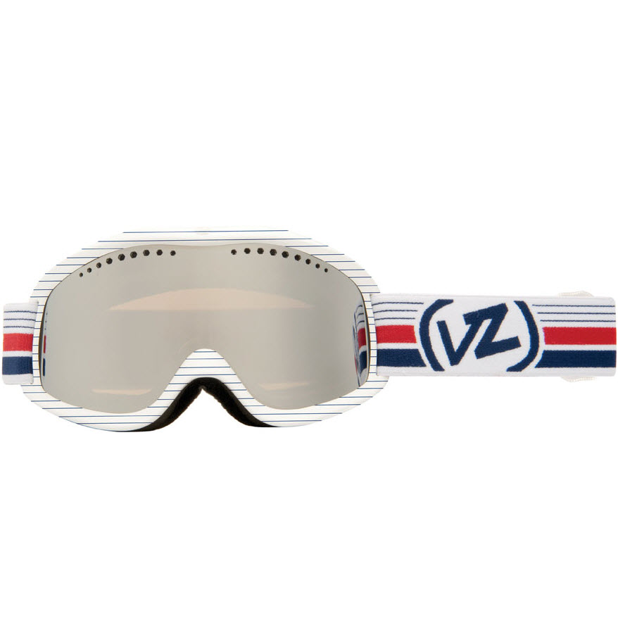 Von Zipper Sizzle snowboard ski goggles 2014 in Backscratcher Bronze Chrome