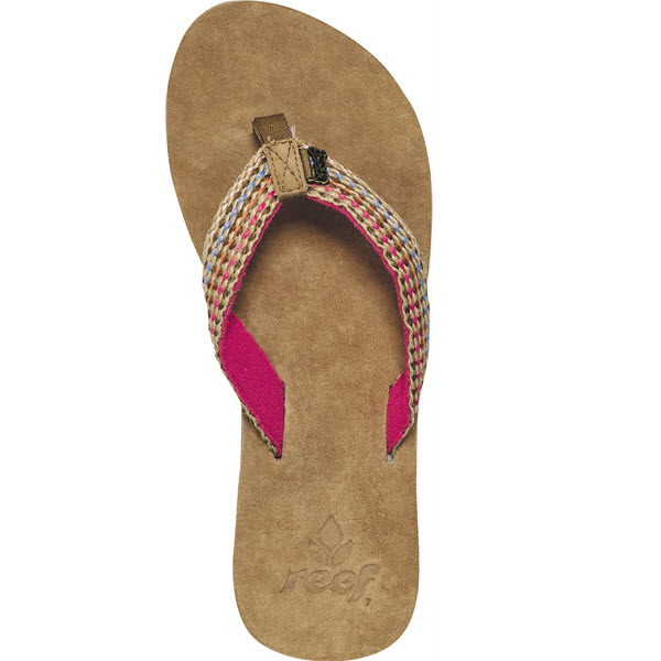 Product image of Reef Womens Gypsylove Flip Flop 2014 in Pink