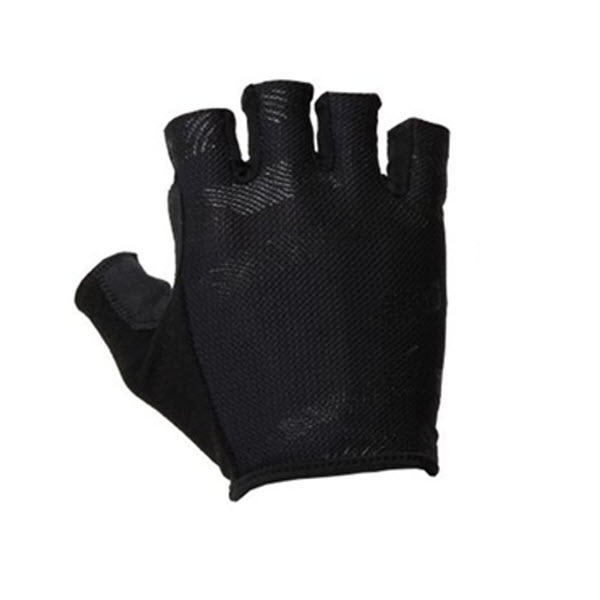 Pow Mens Hypervent Short Bike Gloves Black 2013