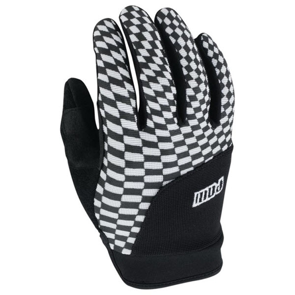 Pow Slick Gloves Black Snowboard Pipe Gloves / Bike Gloves