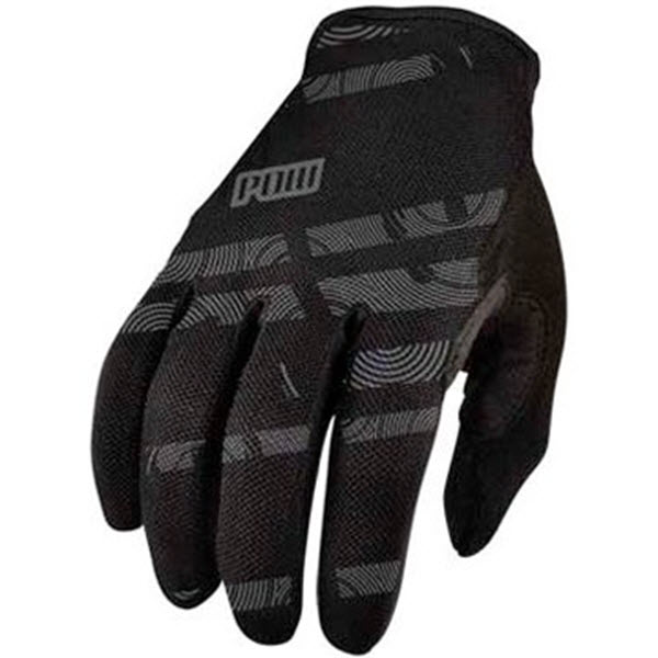 Pow Mens Hypervent Long Gloves Black 2013