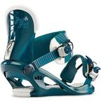 K2 Yeah Yeah Snowboard bindings 2013 in Dark Teal
