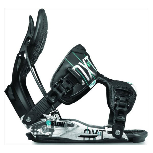 Flow NXT AT Snowboard Bindings 2012 Size Medium All
