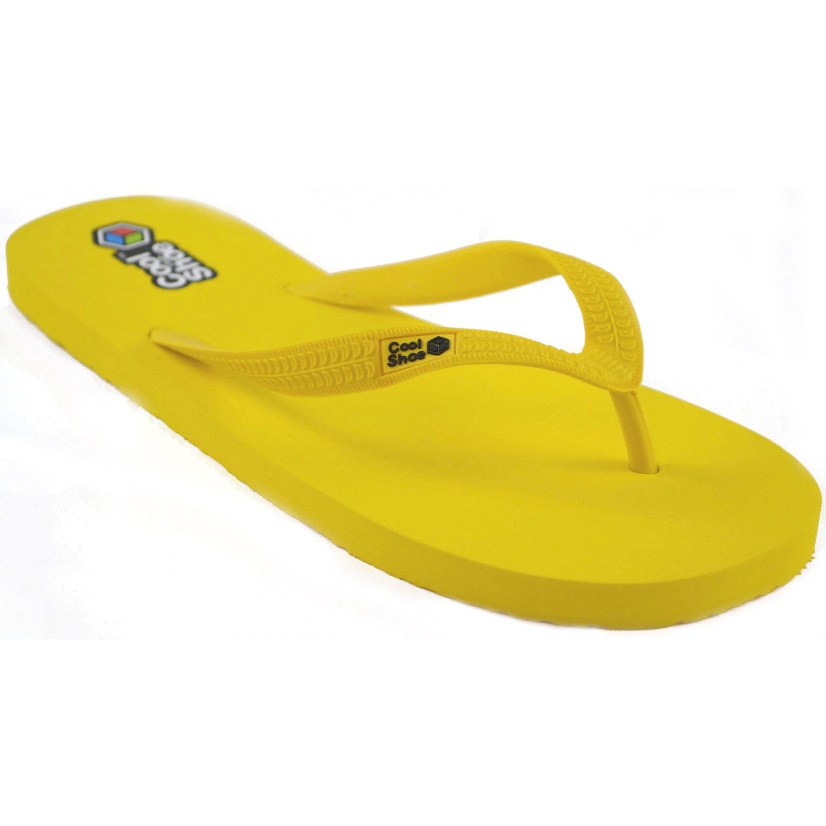 Zapato de goma para hombre entero Fresco Playa Flip Flop Sandalias