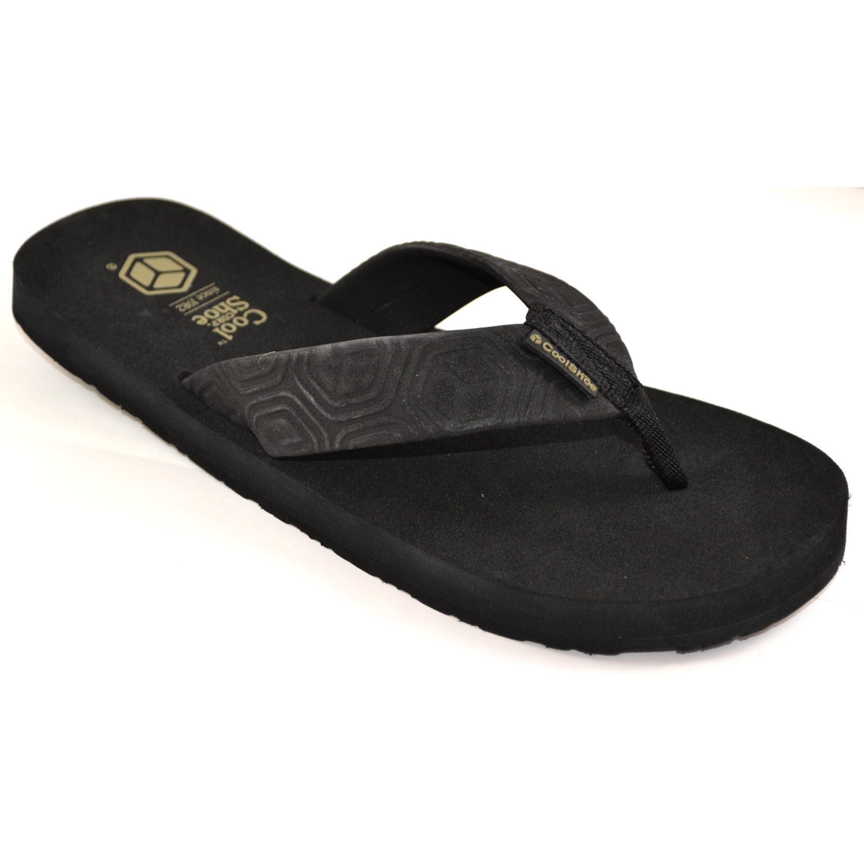 cool shoe madisson mens eva flip flops sandals ebay. Black Bedroom Furniture Sets. Home Design Ideas