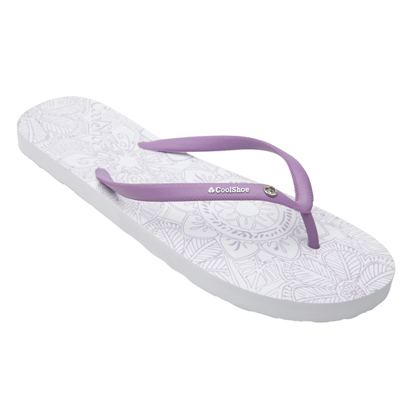Product image of Cool Shoe Henna Womens Flip Flopsin White