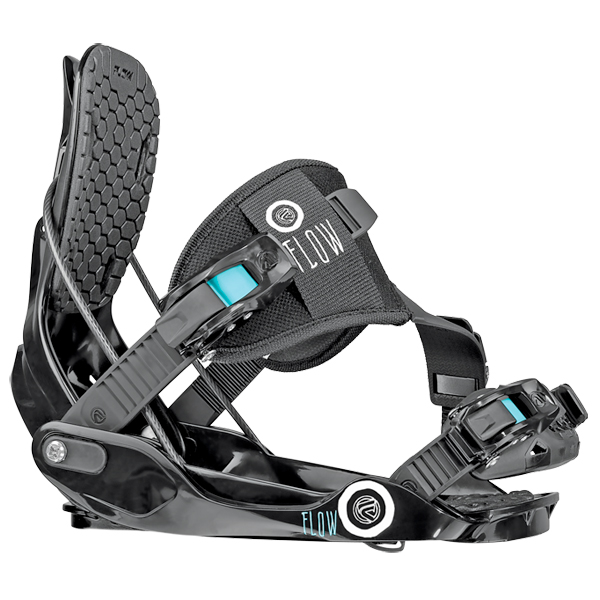 The Board Basement  Flow Gem-SE Snowboard Binding in Black 2014