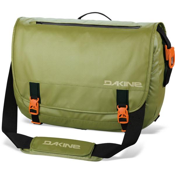 Dakine 15L Messenger Courier Shoulder Laptop Bag Taiga 2015