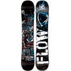 Flow Viper Zero Camber Snowboard 2013 in 154cm All Mountain Twin