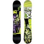 Flow Micron Shifty Snowboard 2014 in 140cm
