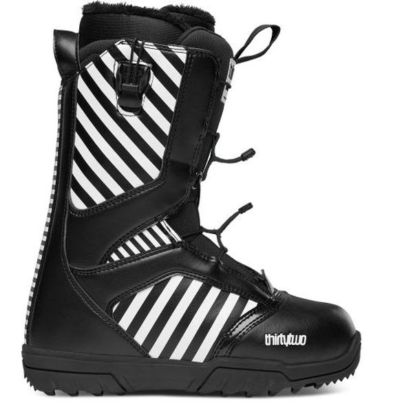 Thirtytwo 32 Groomer FT Fast Track Womens Snowboard Boots Black Sample 2014 UK 3.5