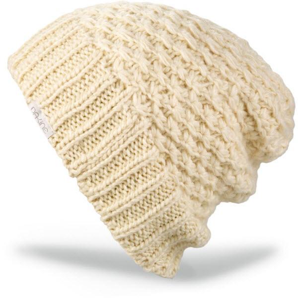 Product image of Dakine Kate Womens Beanie Hat In Ivory Snowboard Ski