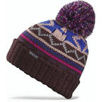 Dakine Adriana Womens Beanie Hat In Brown Snowboard Ski
