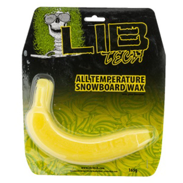 Lib Tech All Temperature Snowboard Wax One Ball Jay 165g