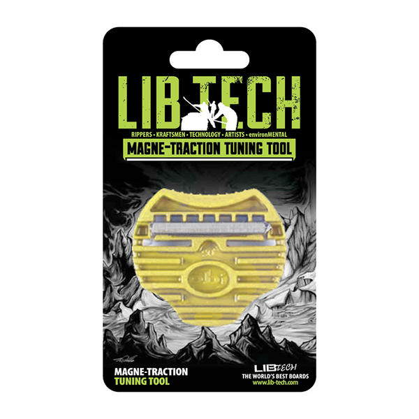 Lib Tech Magnetraction MTX Snowboard Edge File Tuning Tool