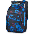 Dakine Prom Womens Back Pack Bag Rucksack 25L Laptop Blue Flowers 2015