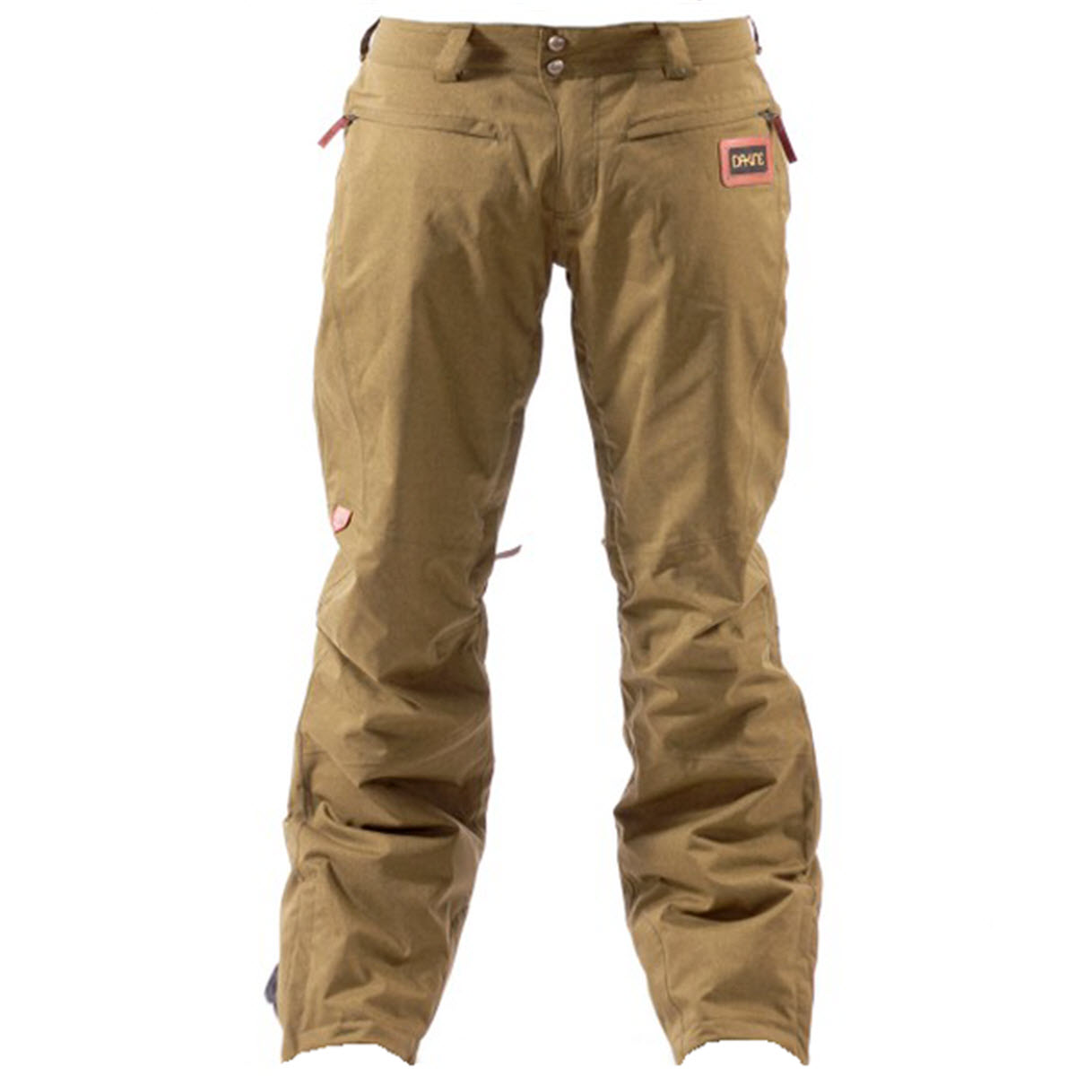 Dakine Womens Alia Snowboard Pants 2014 Army Heather Medium