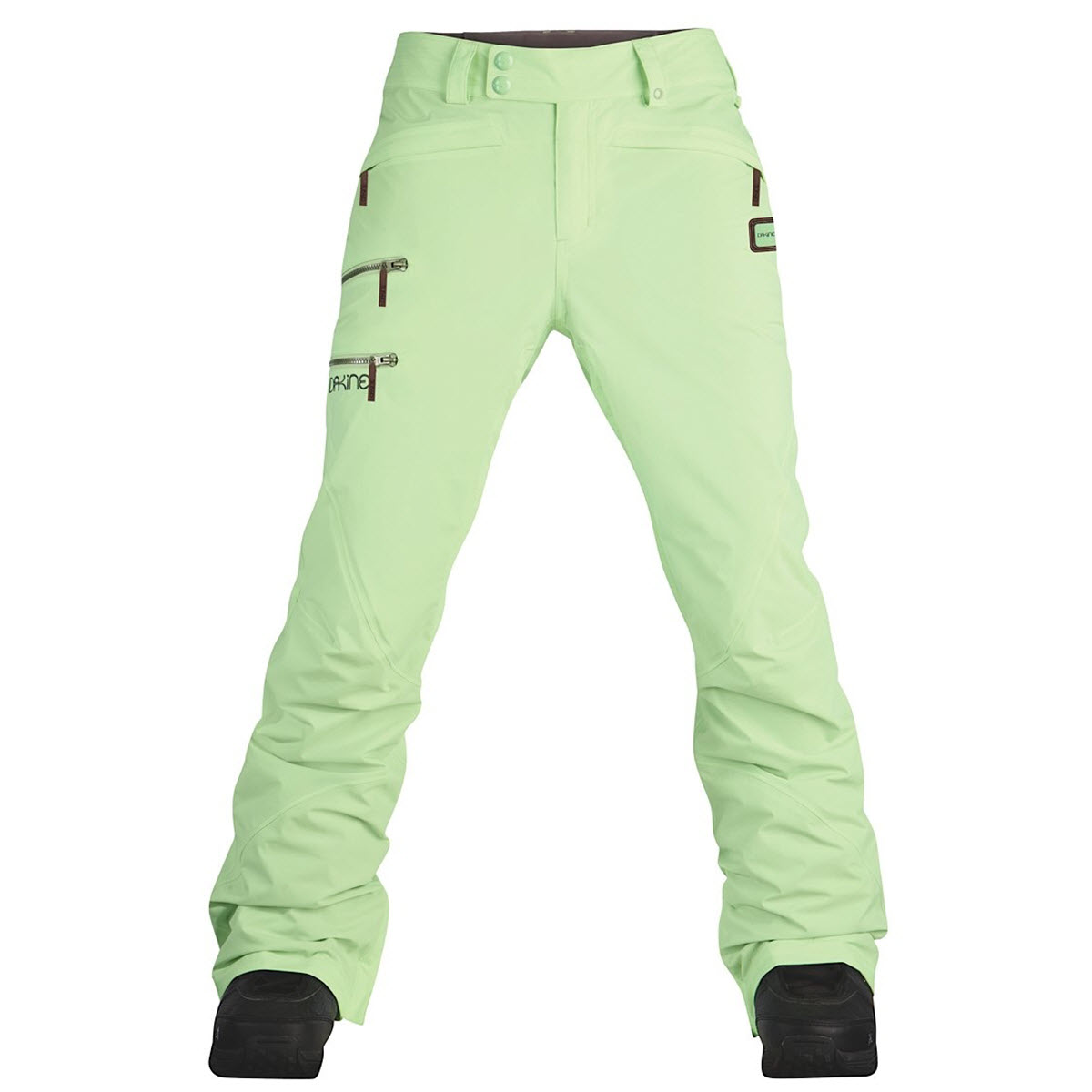 Dakine Womens Monika Snowboard Pants 2014 Patina Green Medium
