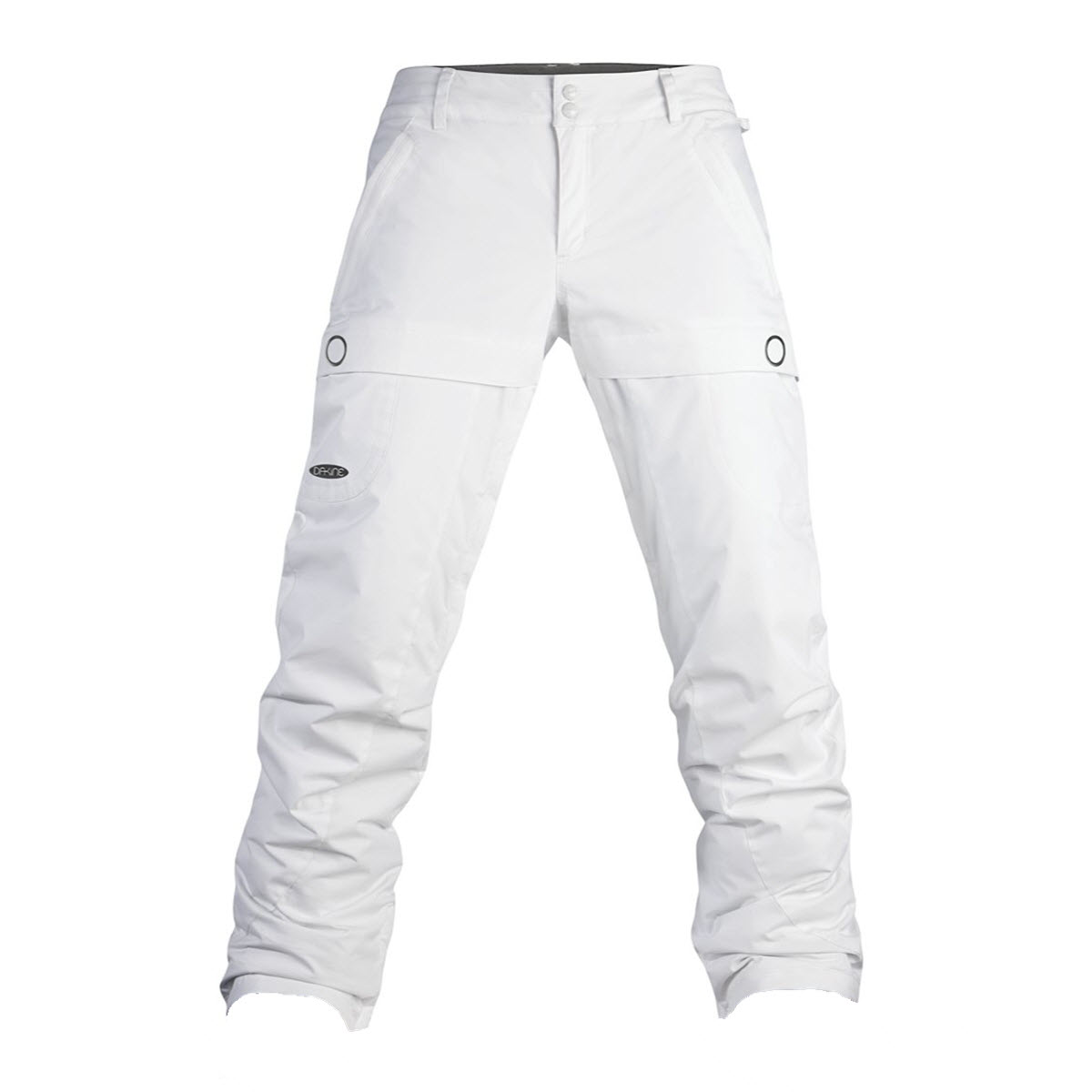 Dakine Womens Katerina Snowboard Pants 2014 White Medium