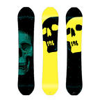 Capita Black Snowboard of Death Mens Snowboard 2015