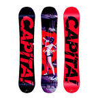 Capita DOA Defenders Of Awesome Mens Snowboard 2015