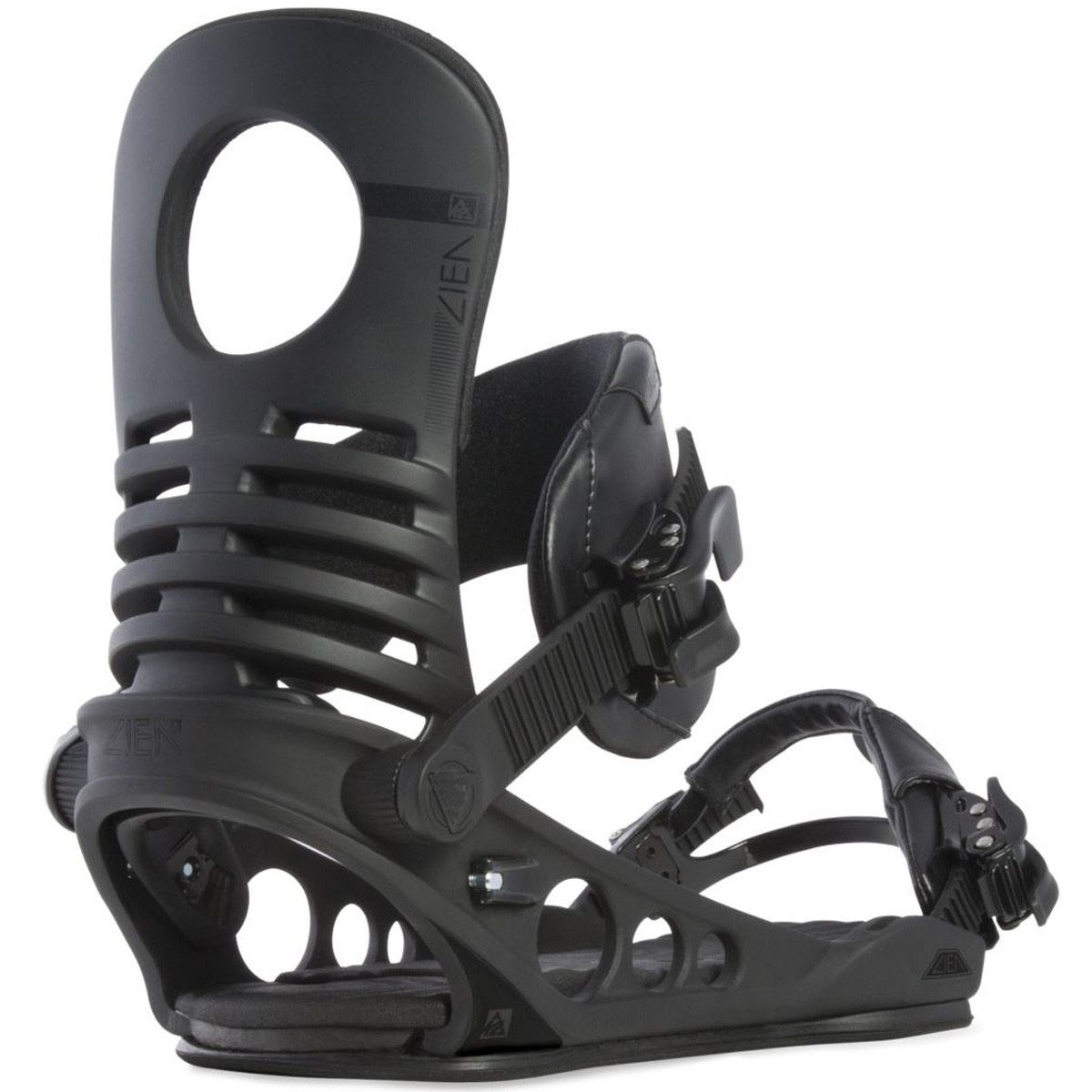 K2 Lien AT Snowboard Bindings 2015 Black