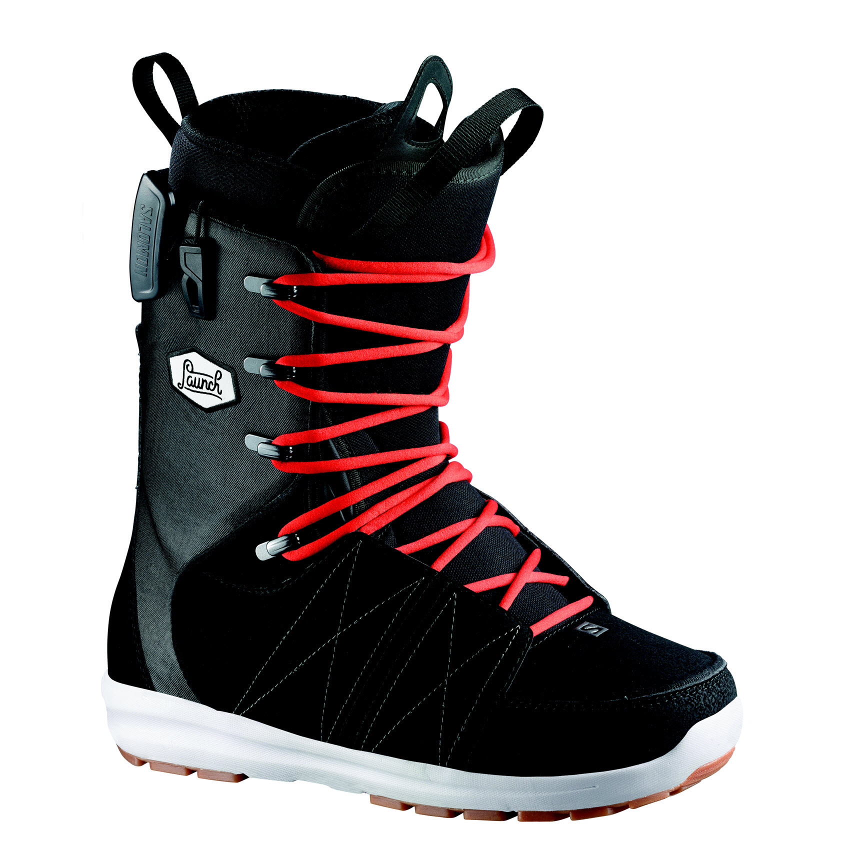 Salomon Launch Lace STR8JKT Mens Snowboard Boots 2015