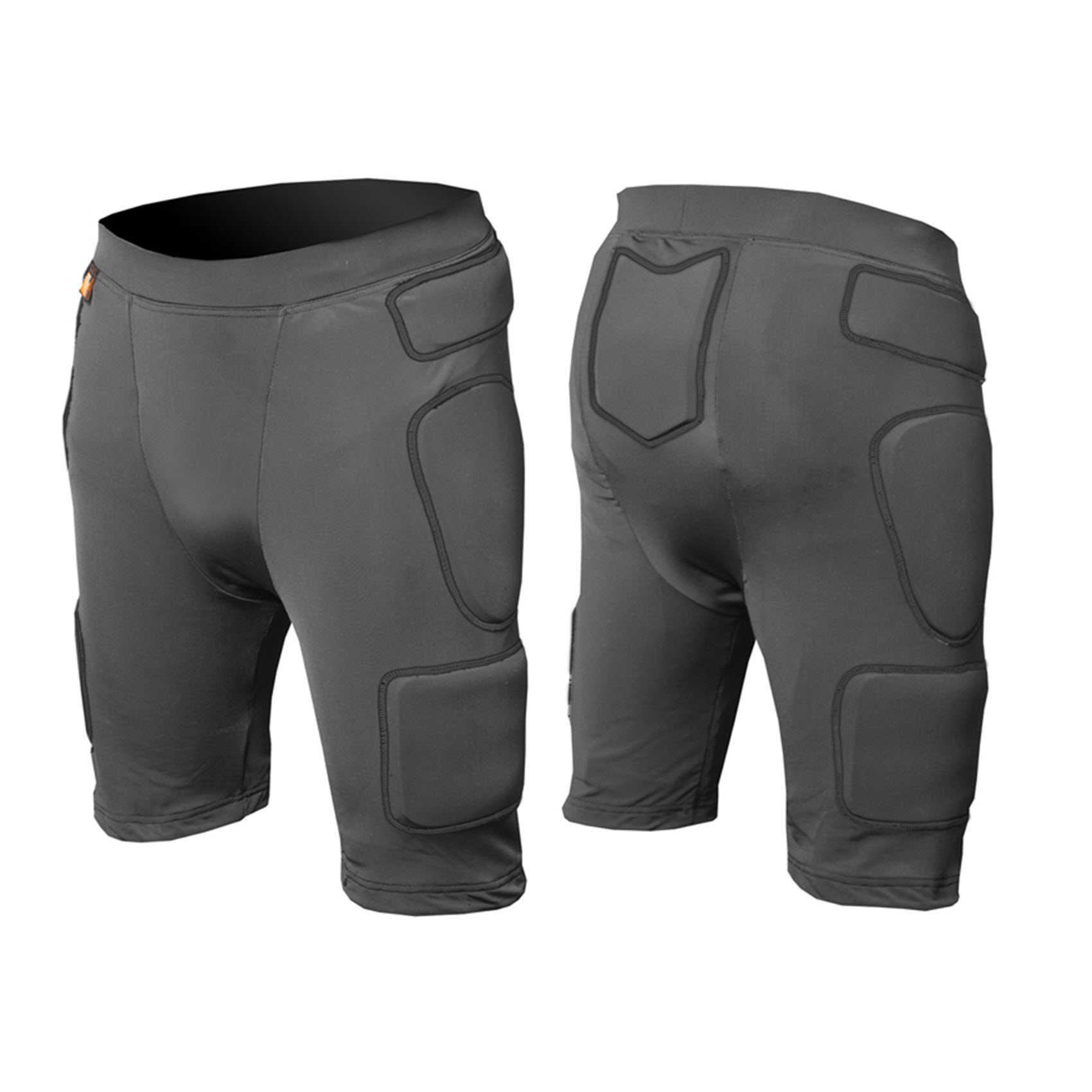 Demon Armortec Short Pants D30 Mens Snowboard Coccyx Protection 2015