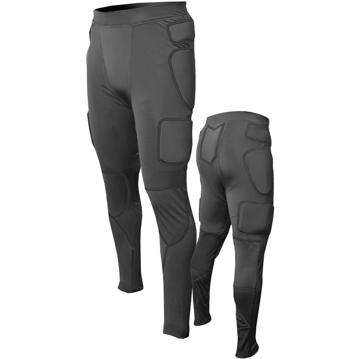 Demon Armortec Long Pants D30 Mens Snowboard Coccyx Protection 2015