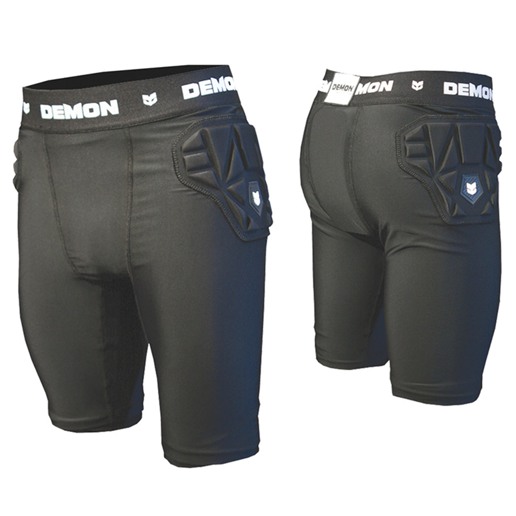 Demon Skinn Mens Snowboard Impact Shorts 2015