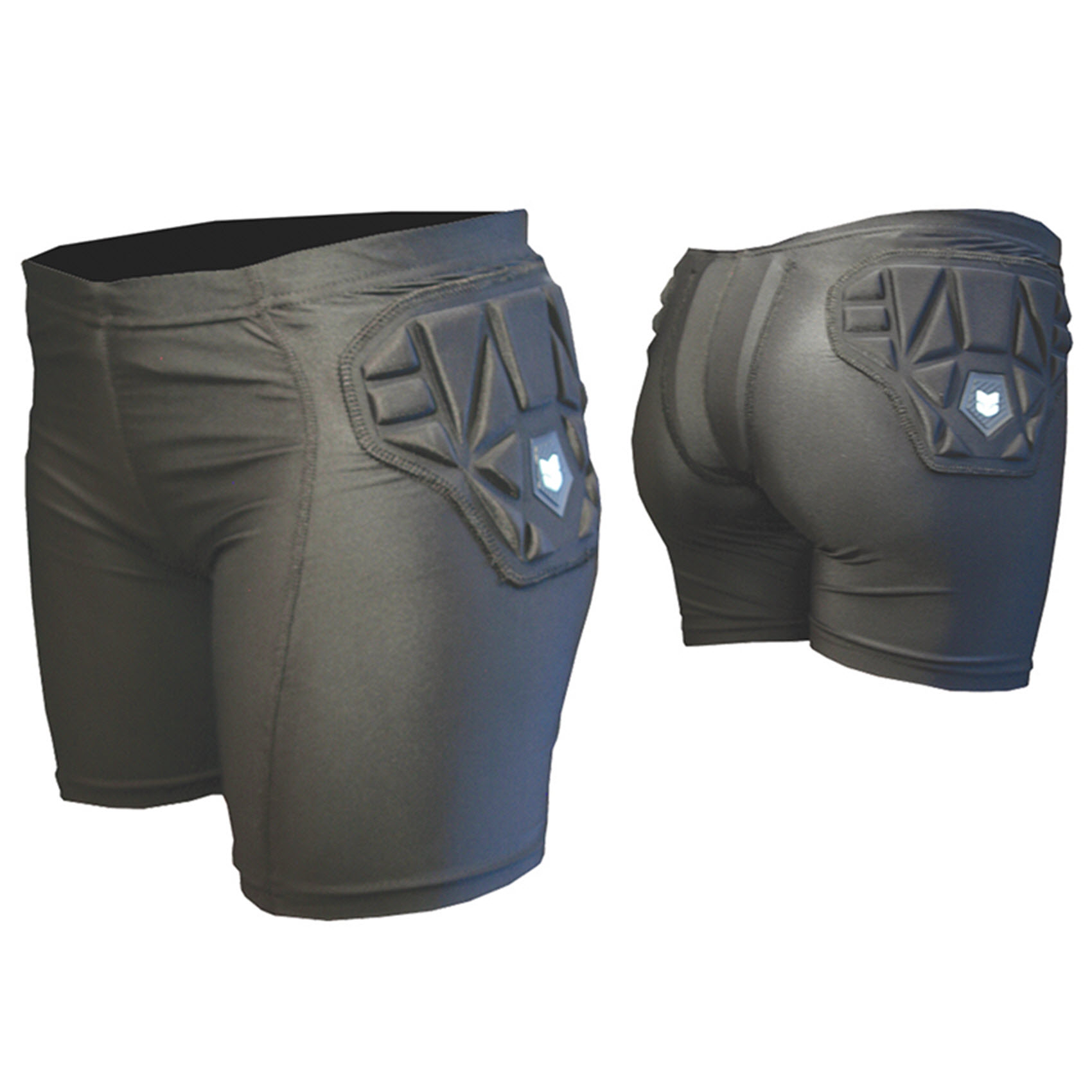 Demon Skinn Womens Snowboard Impact Shorts 2015