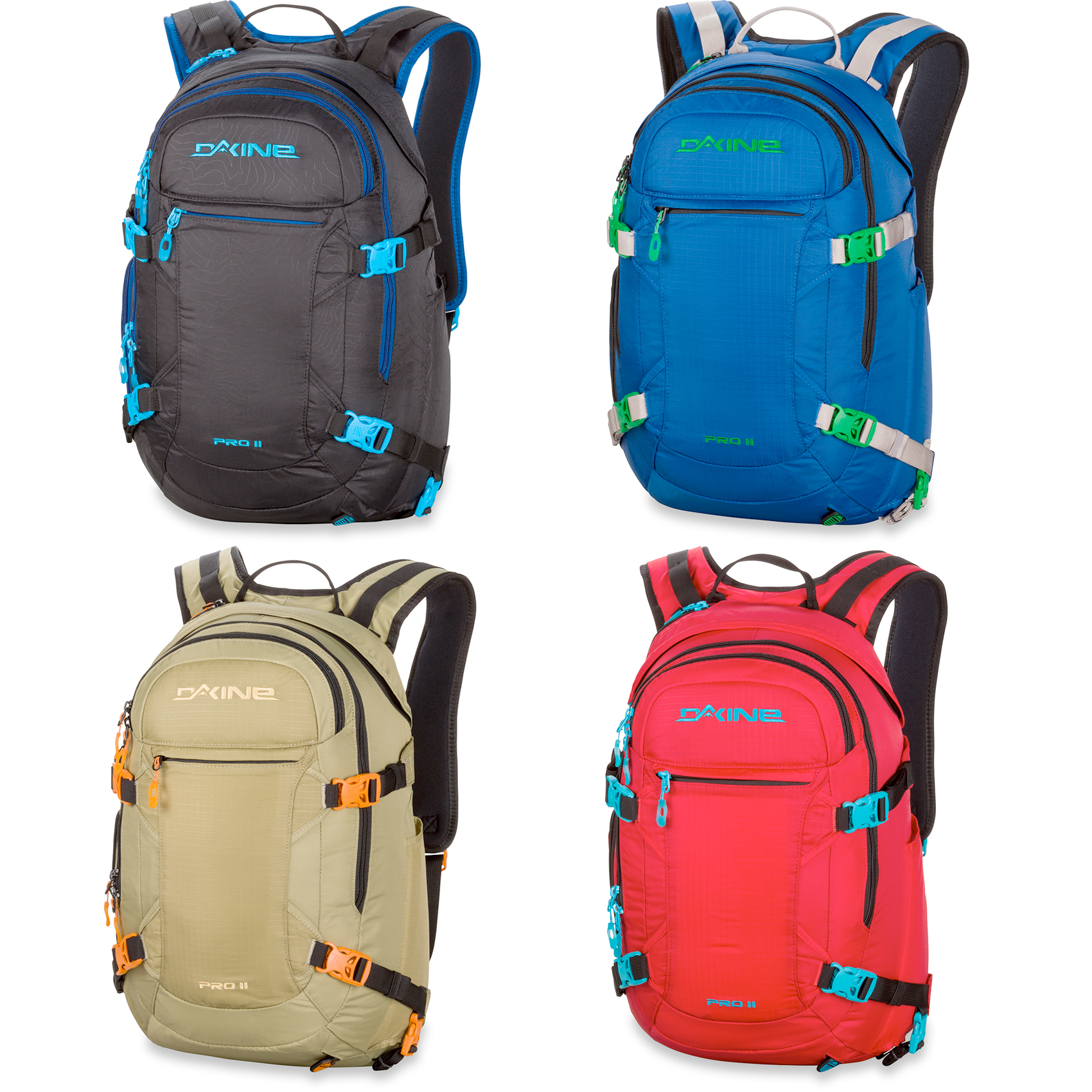 Dakine Pro Ii Backpack | Crazy Backpacks